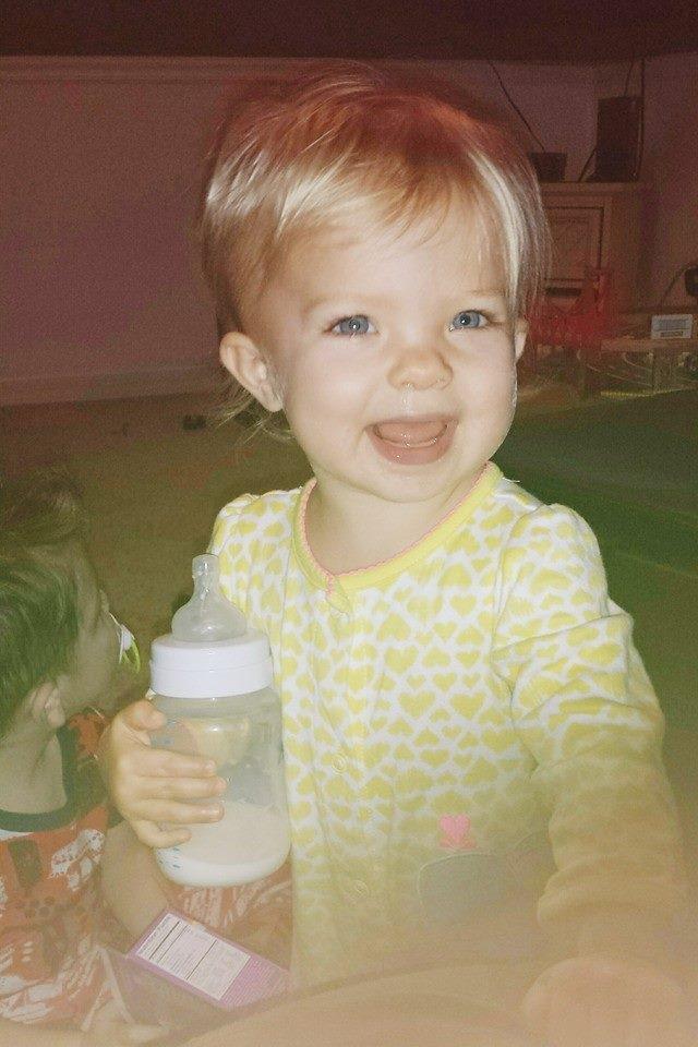 Kaylee oldtime smile
