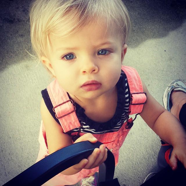 Kaylee stare
